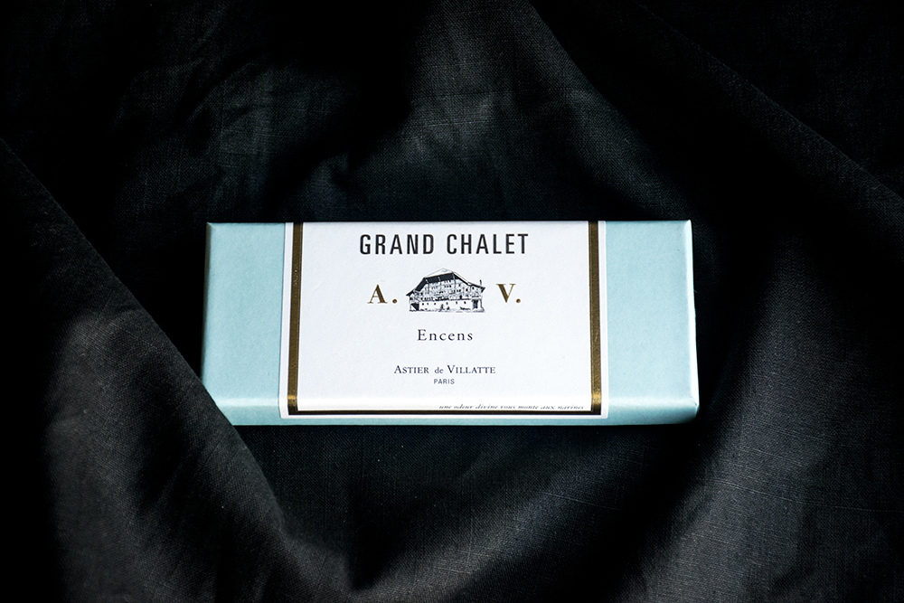 Astier de Villatte incense, by Au Courant Studio LLC | Art Direction & Photography by Lisa-Marie Harris.